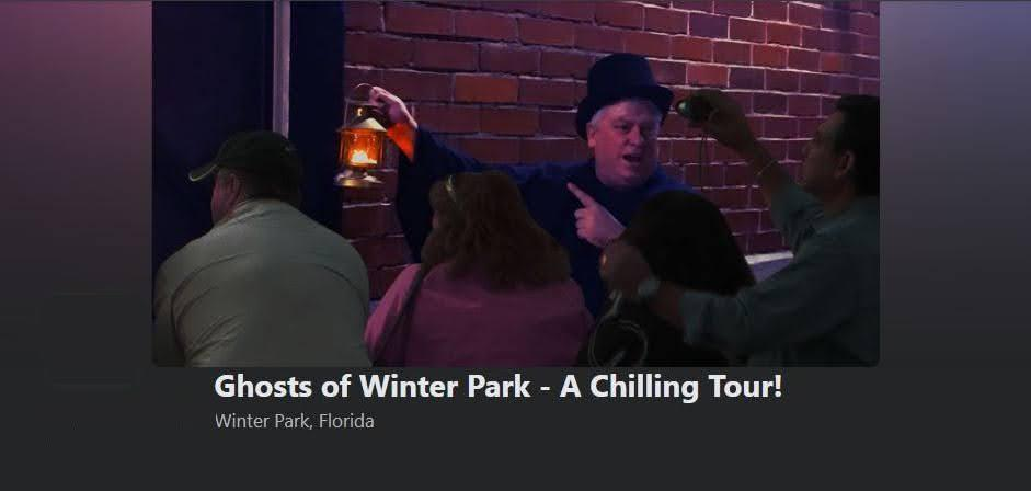 Ghosts of Winter Park - A Chilling Tour!